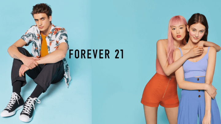 Huge Savings at Forever 21 this Summer!