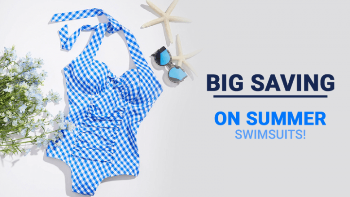 Big Savings on Summer Swimsuits!